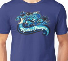 Water Types - Hydro Pumps T-Shirt