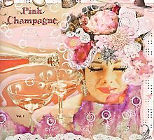 Pink Champagne by jenndalyn