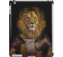 Leo The Lionheart iPad Case/Skin