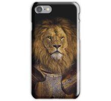 Leo The Lionheart iPhone Case/Skin