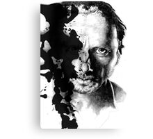 Rick Grimes (Walking dead) Canvas Print