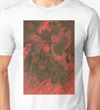 Red Hell Unisex T-Shirt