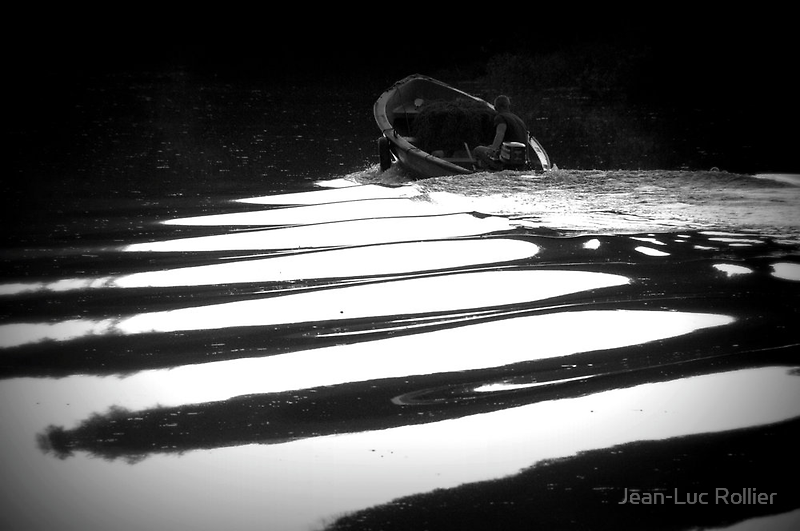 Ripples. by Jean-Luc Rollier