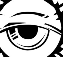 Urban Eye. Sticker