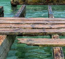 The Old Pier | iPhone/iPod Case by Jeremy Lavender Photography
