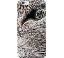 Wild nature - cat #5 iPhone Case/Skin