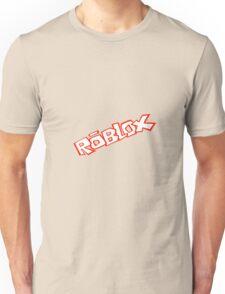 Roblox logo - Unofficial Merchandise Unisex T-Shirt