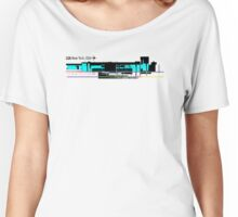 LGA New York City Airport Women's Relaxed Fit T-Shirt