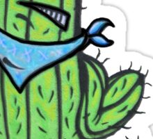 Graffiti Desert Bandit Sticker