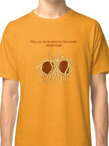 His noodly appendage (light) Classic T-Shirt