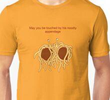 His noodly appendage (light) Unisex T-Shirt