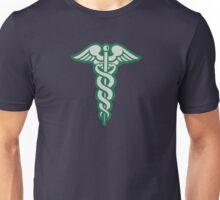 caduceus nurse aides  hermes stick Unisex T-Shirt