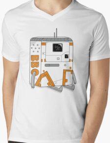BB-O Mens V-Neck T-Shirt