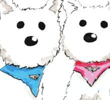Max and Bella Stories Sticker
