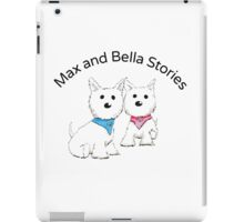 Max and Bella Stories iPad Case/Skin