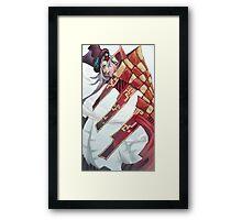 Vanishing Act Framed Print