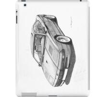 BMW Alpina B12 8 Series iPad Case/Skin