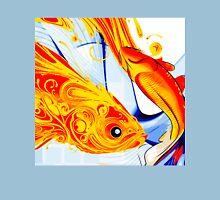 Two goldfish wishes for fisherman Unisex T-Shirt