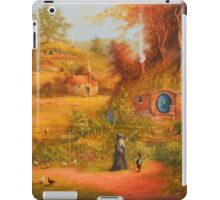 A Visit From Gandalf iPad Case/Skin