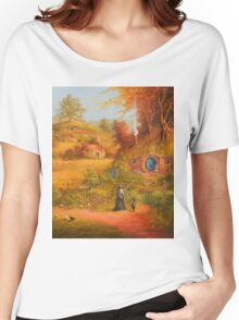 A Visit From Gandalf Women's Relaxed Fit T-Shirt