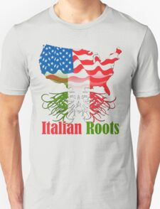 Italian Roots T-shirt Unisex T-Shirt