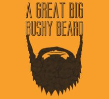 A Great Big Bushy Beard! by Dean Lord