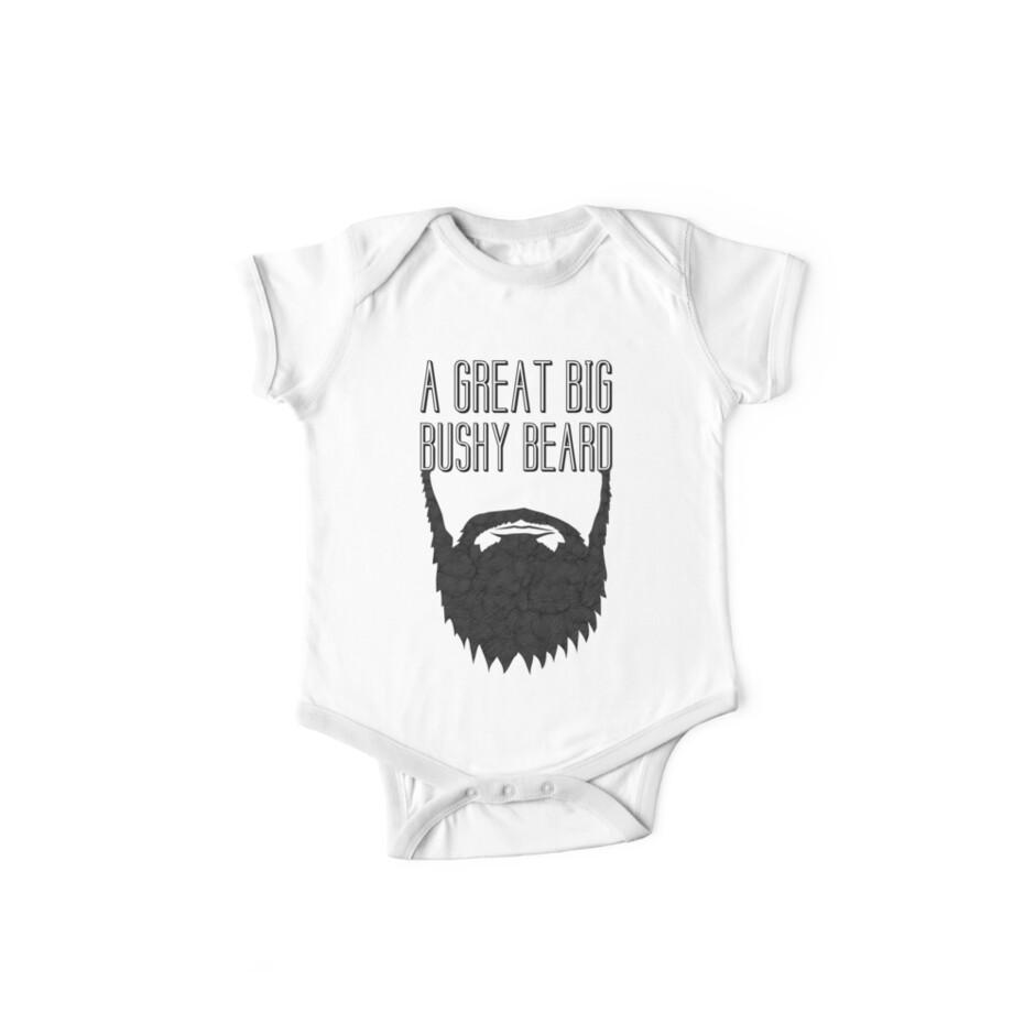A Great Big Bushy Beard! by Dean Lord