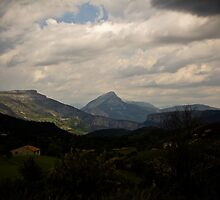 Valley north of Marseille by Funke
