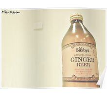 Spread of Ginger Warmth Poster