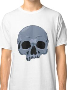 blue skull Classic T-Shirt