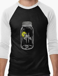 Unusual Firefly Men's Baseball ¾ T-Shirt
