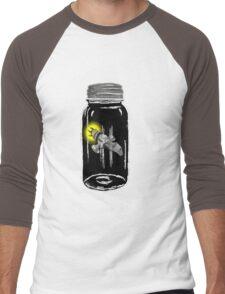 Unusual Firefly Men's Baseball ¾ T-Shirt