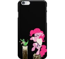 Karate Pie iPhone Case/Skin