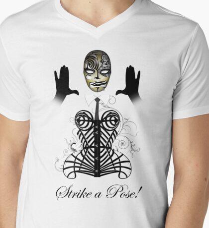 MDNA - Strike a Pose! Mens V-Neck T-Shirt