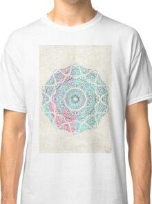 Watercolor Mandala Classic T-Shirt