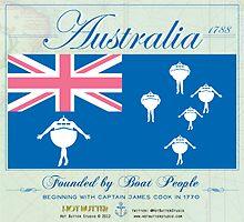 Australia by HotButter