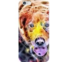 Wild nature - dog #3 iPhone Case/Skin