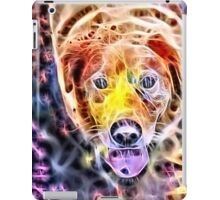 Wild nature - dog #3 iPad Case/Skin