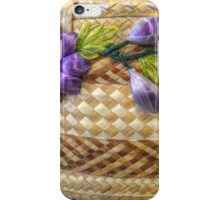 Bahamian Straw Bag | iPhone/iPod Case iPhone Case/Skin