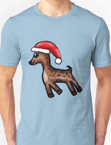 Christmas Doe  Unisex T-Shirt