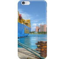 Bahamian MailBoat | iPhone/iPod Case iPhone Case/Skin