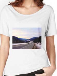 Many Miles  Women's Relaxed Fit T-Shirt