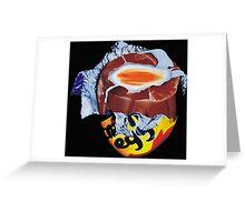 Creme Egg Greeting Card