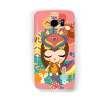 Deep in the forest - Nimi Collection Samsung Galaxy Case/Skin