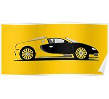 2007 Bugatti Veyron 16.4 Bijan Pakzad Edition Poster