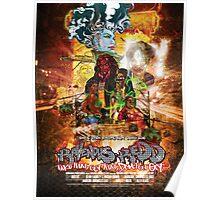 Ravenous Redd Production Poster Poster