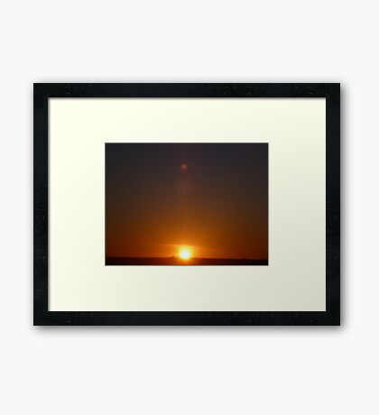 The Last Rebirth Framed Print