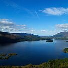 Surprise View- Lake District National Park. by Lou Wilson