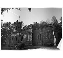 St Mary's Chapel, Rydal. Poster