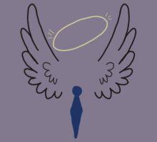 Wings, ties, and halos by Braang